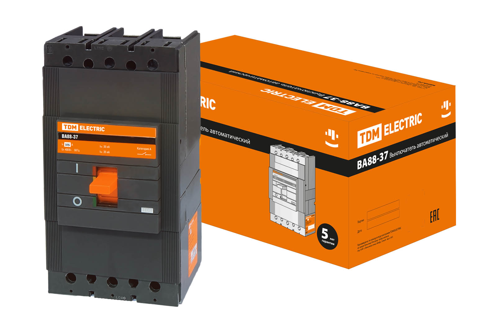 Автомат ТДМ Sq0707-0019