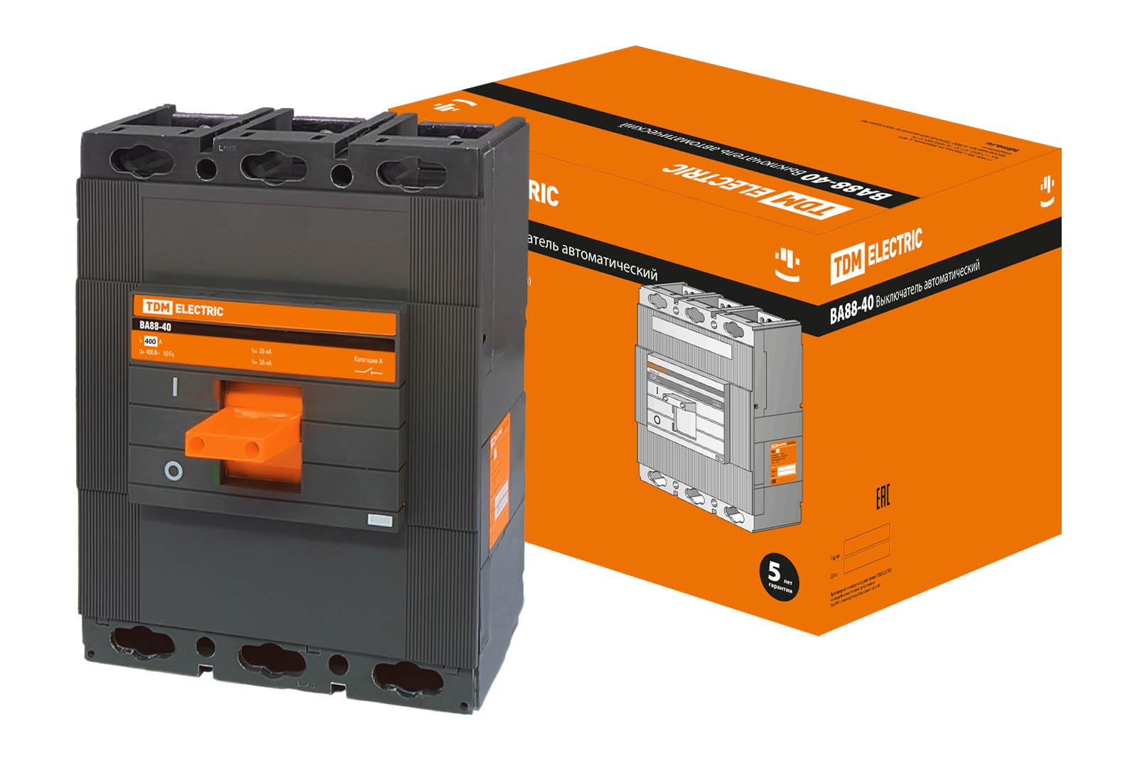 Автомат Tdm Sq0707-0021