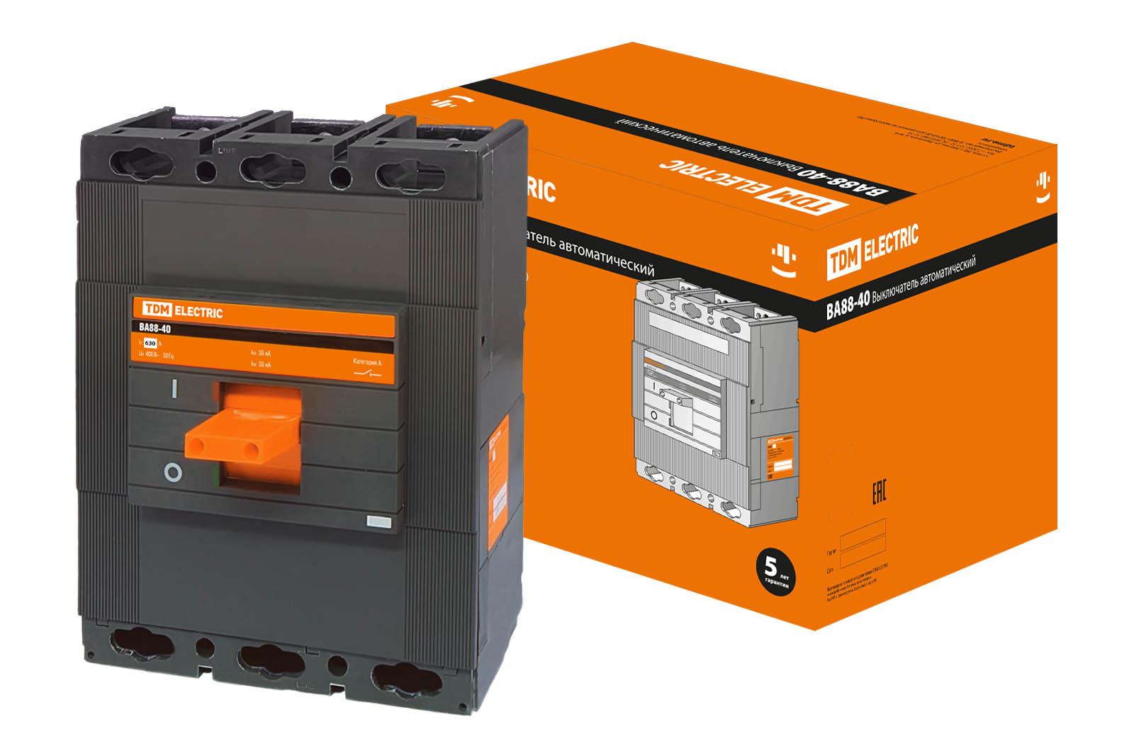 Автомат Tdm Sq0707-0023