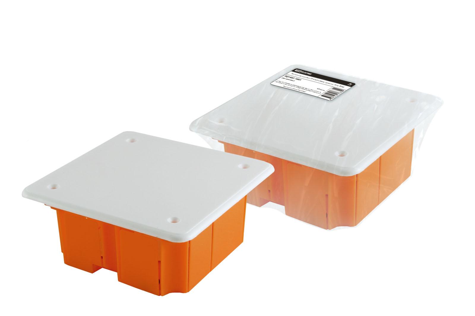 Коробка распаячная Tdm Sq1402-1001 коробка распаячная eglo 91206