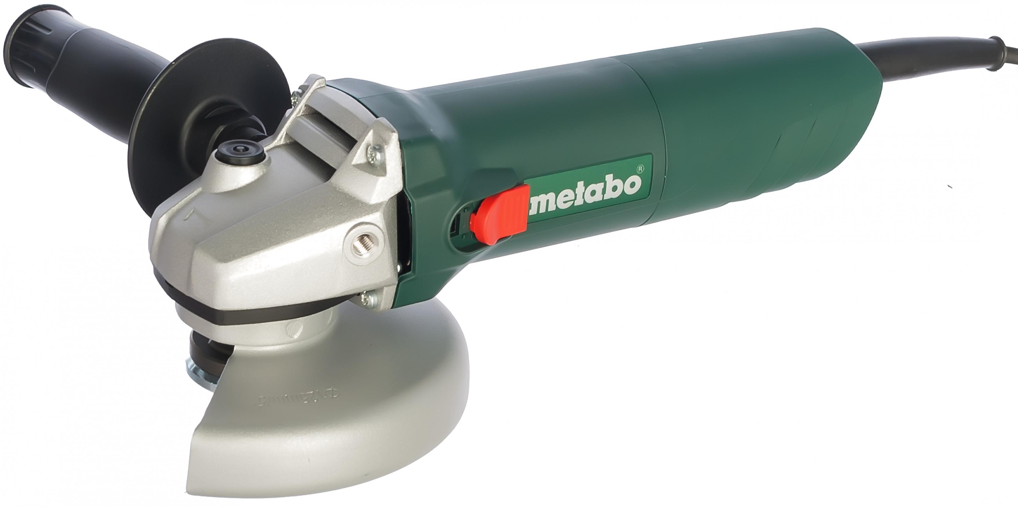 УШМ (болгарка) Metabo W 750-125 (601231010)