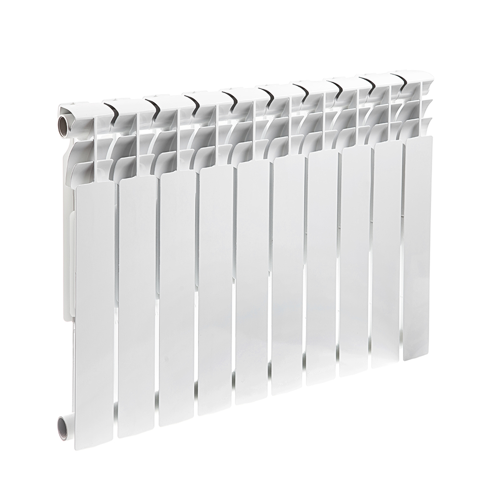 Радиатор биметаллический Rommer Optima bm 500/78 10 секций радиатор отопления rommer optima bm 500 биметаллический 8 секций
