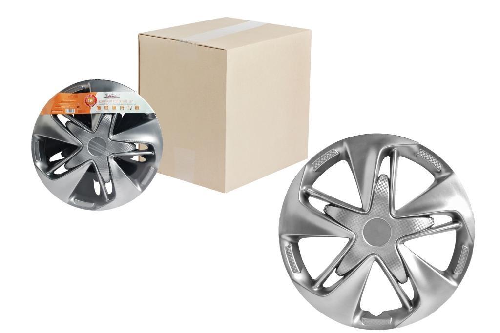 Колпаки на колёса Airline Awcc-16-01 декоративные колпаки на штампованные колеса 16