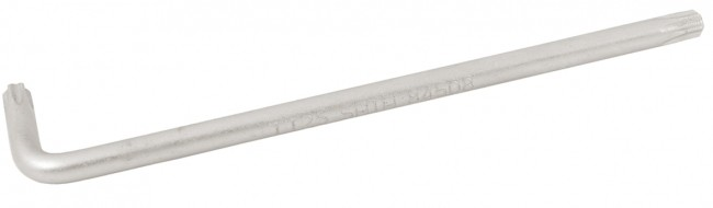 Ключ Sata 84503 abc t8 electric screwdriver torx bits set silver grey 5mm shank t8