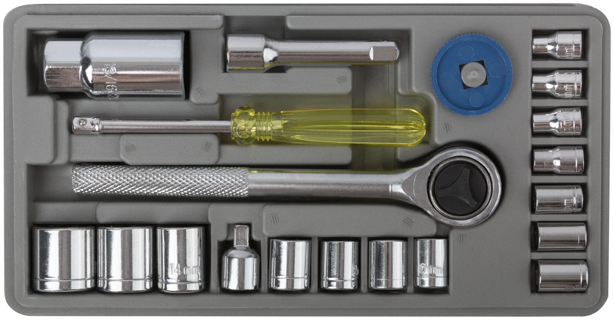Набор инструментов КУРС 65020