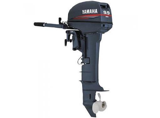 Мотор лодочный YAMAHA 9.9GMHS