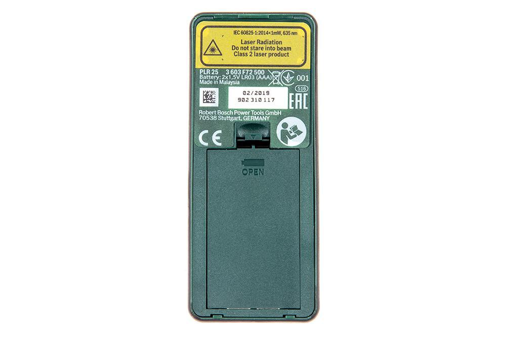 Дальномер Bosch Plr 25 (new)(0.603.672.521)