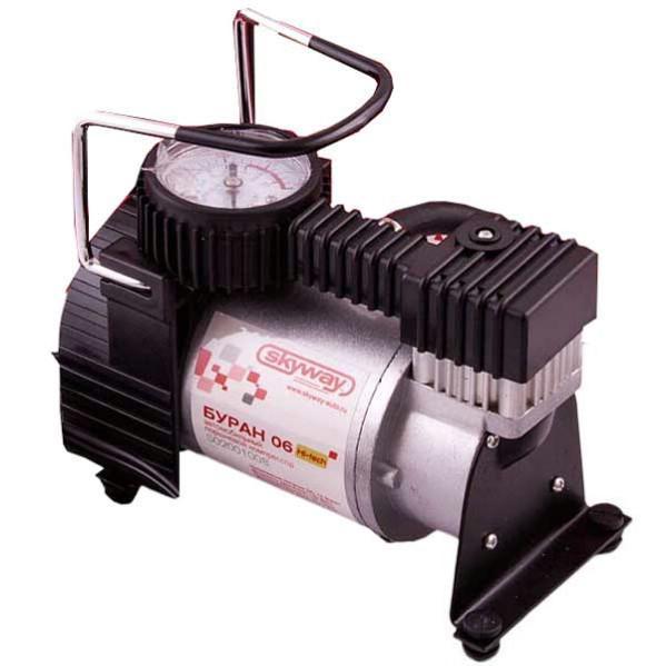 Компрессор Skyway БУРАН-06 автомобильный компрессор skyway буран 04n