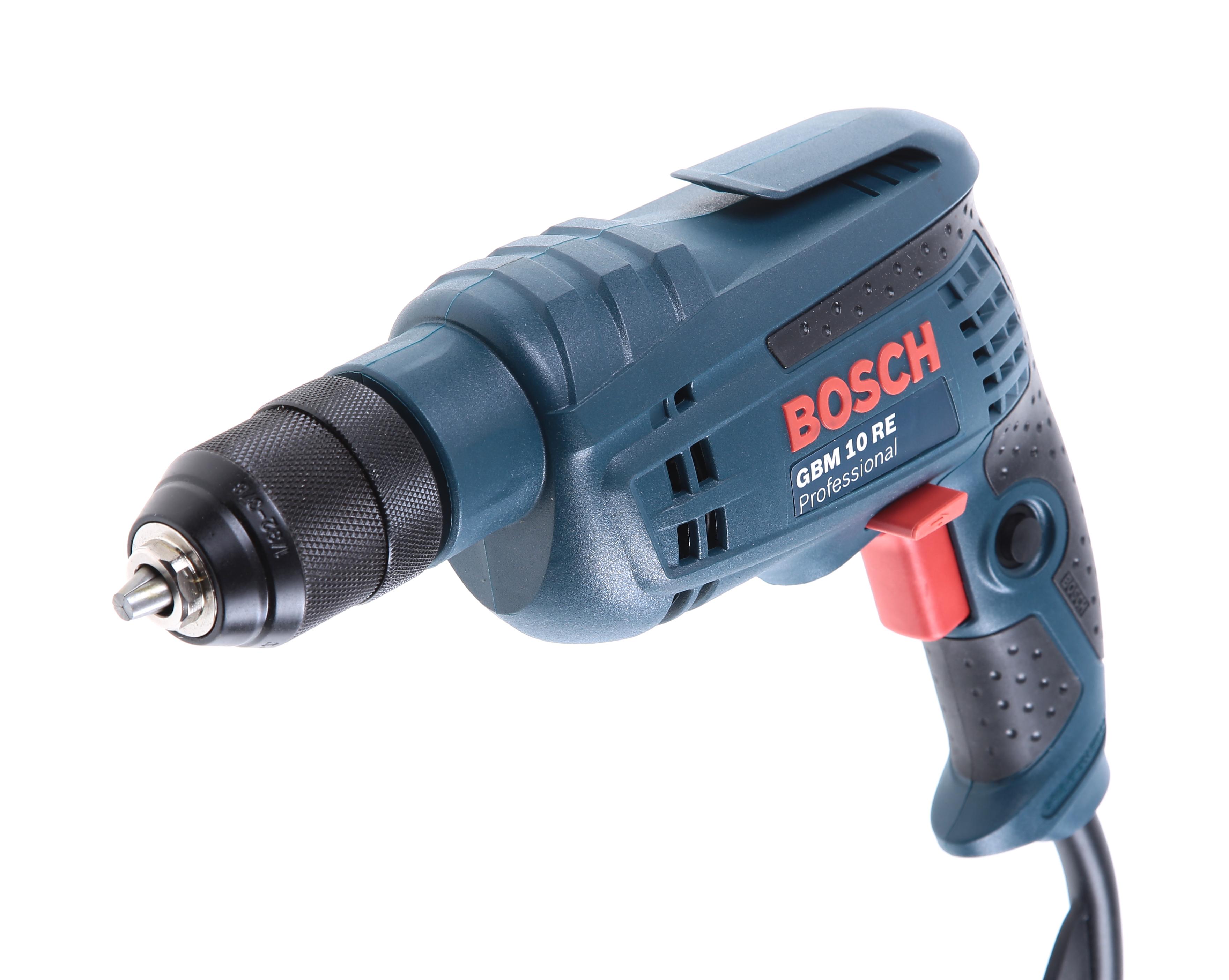 Дрель Bosch Gbm 10 re (0.601.473.600)