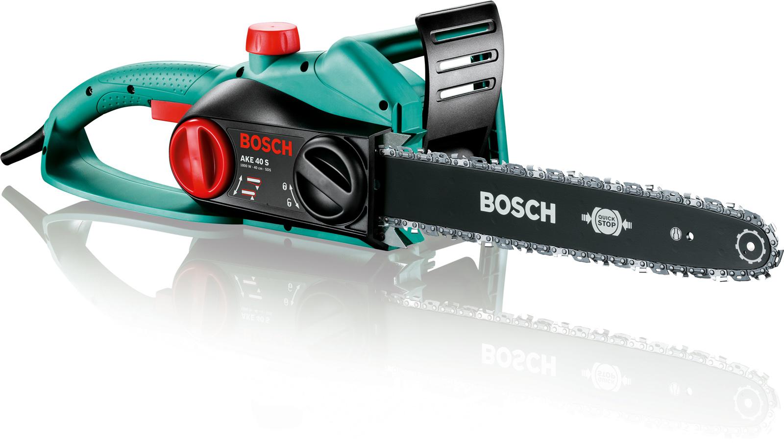 Пила цепная Bosch Ake 40 s (0.600.834.600) цепь для пилы bosch ake 30 17 8s и 30 li