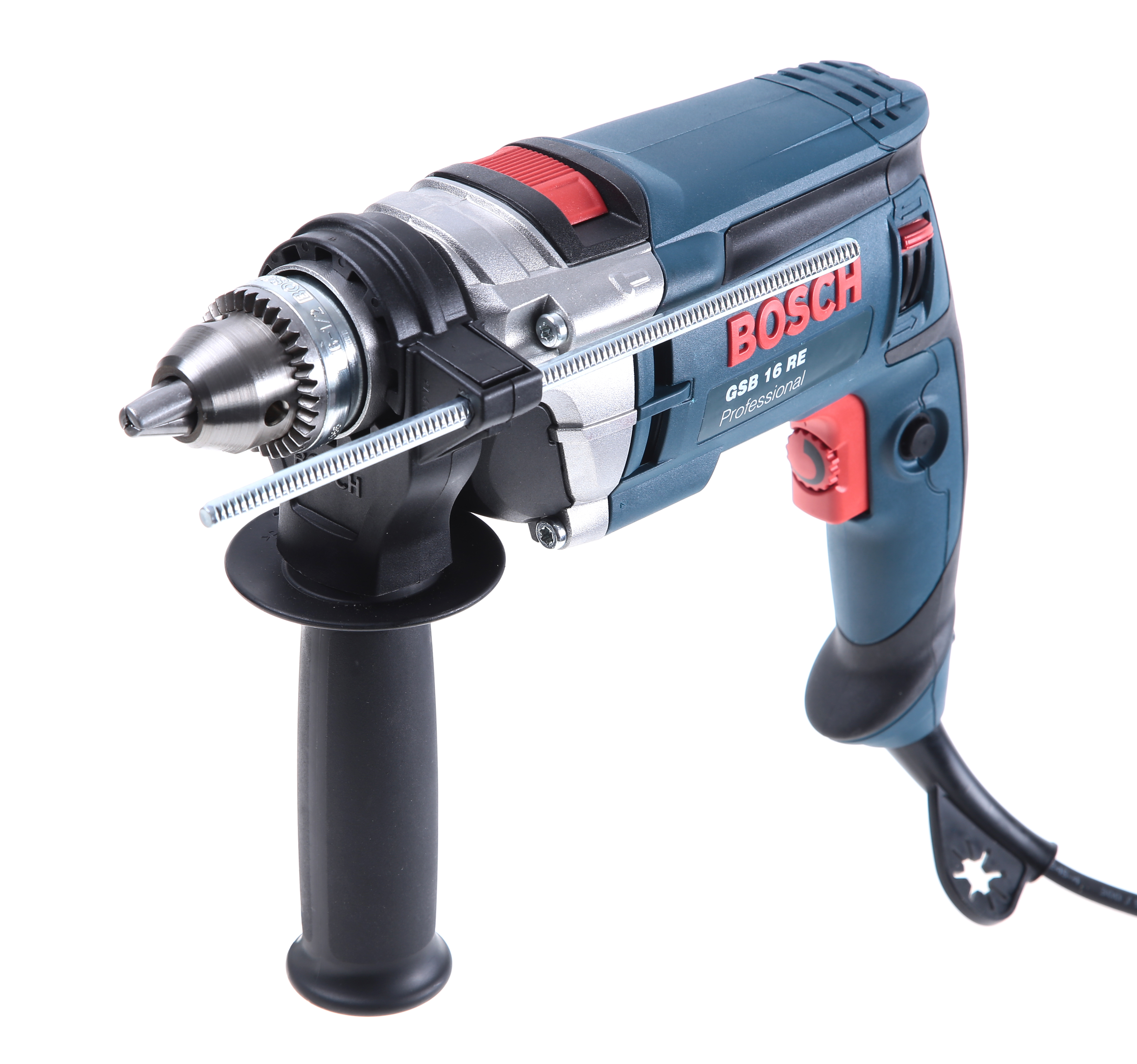 Дрель ударная Bosch Gsb 16 re (600)  (060114E600)
