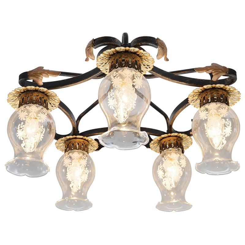 Люстра Lgo Lsp-0092 lucesolara люстра lucesolara 8001 5s цоколь е14 40w gold cream металл стекло 5 ламп