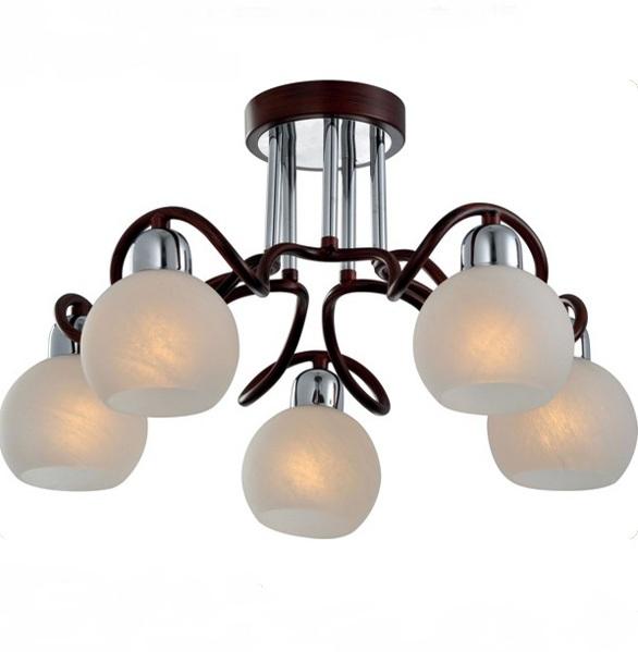 Люстра Lgo Lsp-0148 lucesolara люстра lucesolara 8001 5s цоколь е14 40w gold cream металл стекло 5 ламп