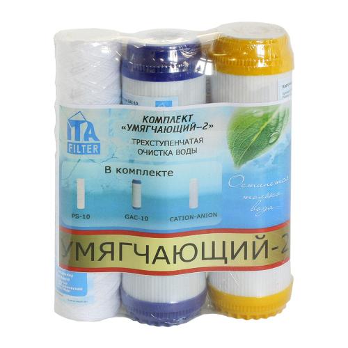 Картридж Ita filter F30814-2 сменный картридж ita filter f30509 постугольный 60