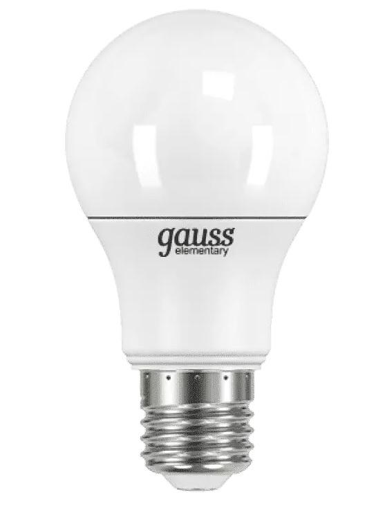 Лампа светодиодная Gauss 23217А tact switch with two feet stand side by 6mmx6mmx6mm