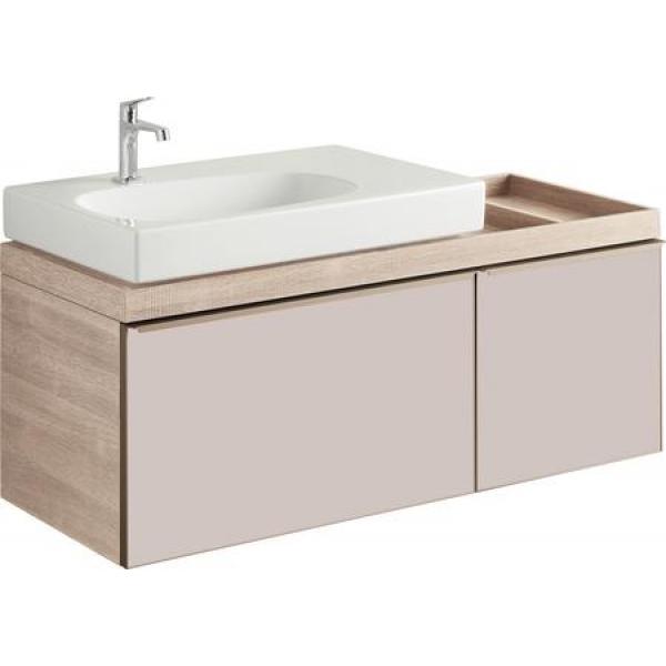 Тумба под раковину KeramagМебель для ванной комнаты<br>Тип: тумба,<br>Тип установки мебели для ванной: напольный,<br>Материал изготовления мебели для ванной: дсп,<br>Высота: 1184,<br>Ширина: 554,<br>Глубина: 504,<br>Цвет мебели для ванной: цвета под дерево,<br>Коллекция: citterio<br>