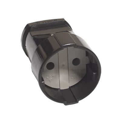 Розетка кабельная Tdm Sq1806-0410