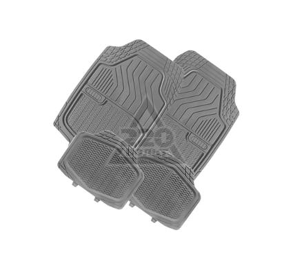 Коврики автомобильные iSky iMPF-05(GR)