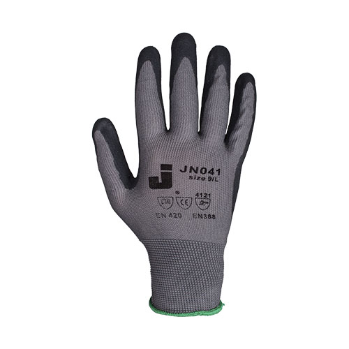Перчатки нитриловые Jetasafety Jn041/m12