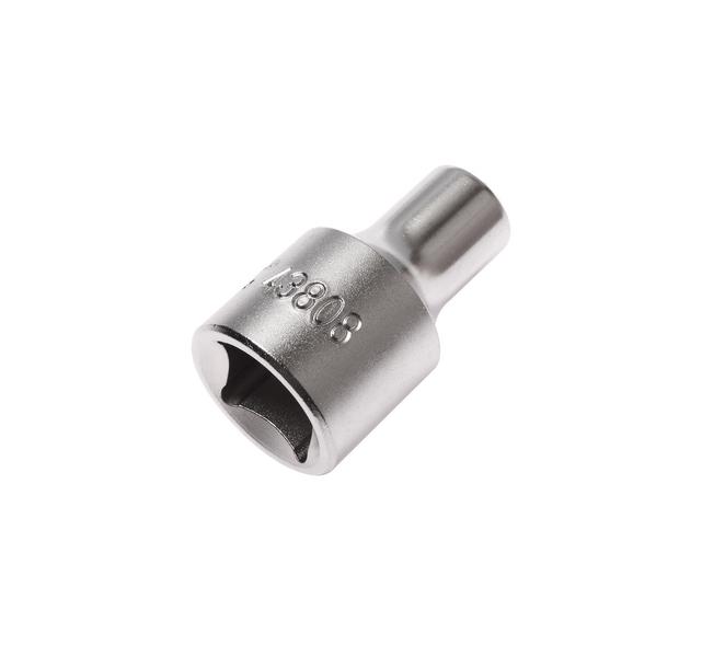 Головка Jtc 43808 переходник для компрессора jtc 1 2 быстросъемный штуцер елочка 10 мм jtc d40pha