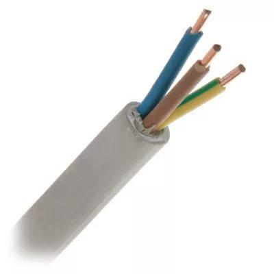 Кабель РЭК-prysmianПровода, кабели<br>Число / сечение жил: 3x1.5,<br>Длина бухты: 100,<br>Марка кабеля: NYM,<br>Способ монтажа: открытой установки,<br>Количество жил: 3<br>