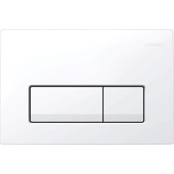 Смывная клавиша Geberit 115.105.11.1 delta51 alpine клавиша смыва geberit sigma 50 белый хром 115 788 11 5