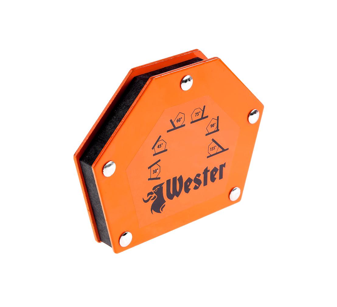 Угольник магнитный WESTER WMCT50