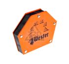 Угольник магнитный WESTER WMCT75