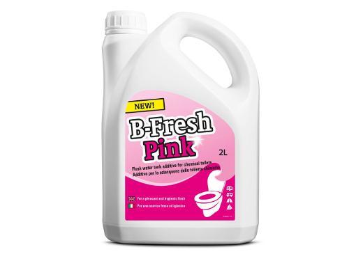 Жидкость для верхнего бака THETFORD B-Fresh PINK  2 л