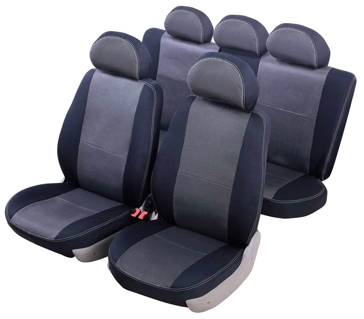 Чехол на сиденье Senator Dakkar lada 2170 комплект чехлов на весь салон senator dakkar s3010391 renault duster от 2011 black