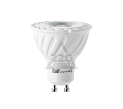 Лампа светодиодная МАЯК GU10/8W/3000K