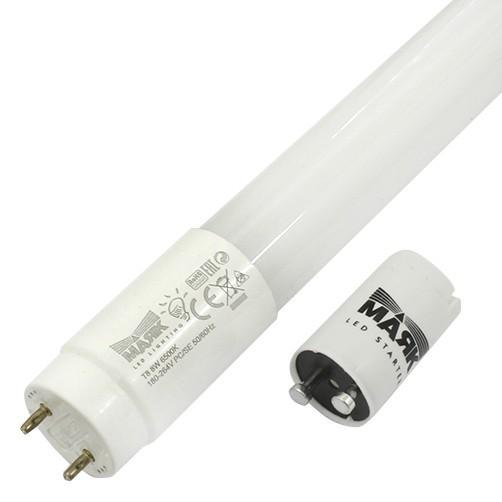 Лампа светодиодная МАЯК Lb-t8pro-06/8w/6500-001 лампа светодиодная маяк 6 mr 001