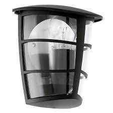 Светильник уличный Eglo 93407 уличный настенный светильник eglo aloria арт 93407
