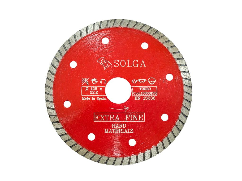 Круг алмазный Solga diamant 10303125 отрезная система festool diamant dsg ag 125 768997
