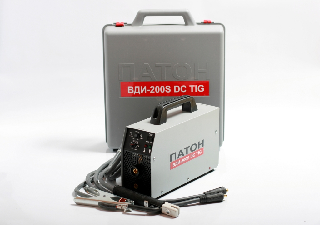 Сварочный аппарат ПАТОН ВДИ-200ss dc mma/tig