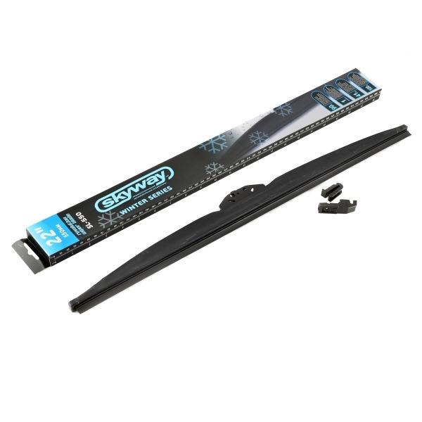 Щётка стеклоочистителя каркасная Skyway Sl-550 щетка стеклоочистителя denso conventional oe 550 мм каркасная dm 055