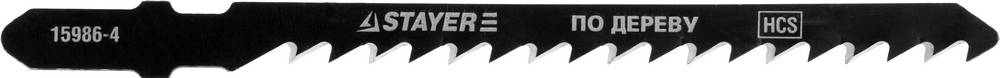 Пилки для лобзика Stayer Profi 15986-4_z01 лента stayer profi клейкая противоскользящая 50мм х 5м 12270 50 05