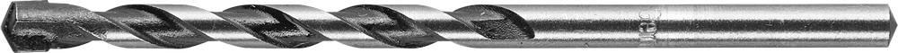 Сверло по камню Stayer Professional 2915-085-05 набор резьбонарезной stayer 1 2 1 1 4 5 предметов в боксе professional 28260 h4