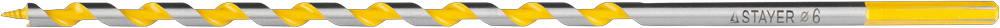 Сверло по дереву Stayer Profi 29475-235-06 лента stayer profi клейкая противоскользящая 50мм х 5м 12270 50 05