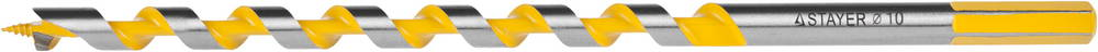 Сверло по дереву Stayer Profi 29475-235-10 лента stayer profi клейкая противоскользящая 50мм х 5м 12270 50 05