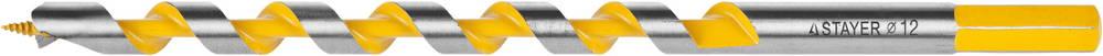 Сверло по дереву Stayer Profi 29475-235-12 лента stayer profi клейкая противоскользящая 50мм х 5м 12270 50 05