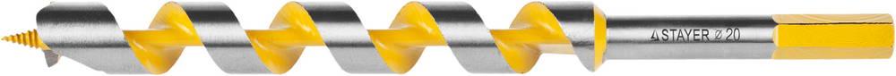 Сверло по дереву Stayer Profi 29475-235-20 лента stayer profi клейкая противоскользящая 50мм х 5м 12270 50 05