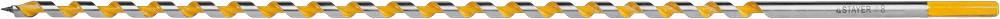 Сверло по дереву Stayer Profi 29475-450-08 набор диэлектрических отверток stayer profi electro с тестером 8 предметов