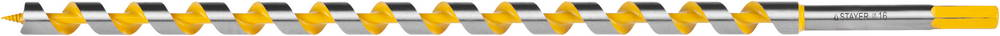 Сверло по дереву Stayer Profi 29475-450-16 набор диэлектрических отверток stayer profi electro с тестером 8 предметов