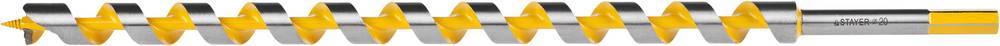 Сверло по дереву Stayer Profi 29475-450-20 лента stayer profi клейкая противоскользящая 50мм х 5м 12270 50 05