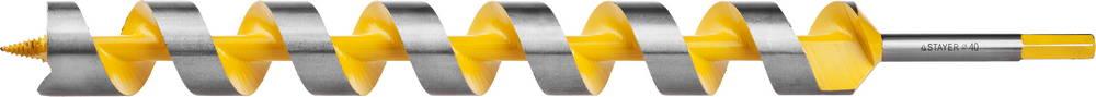 Сверло по дереву Stayer Profi 29475-450-40 лента stayer profi клейкая противоскользящая 50мм х 5м 12270 50 05