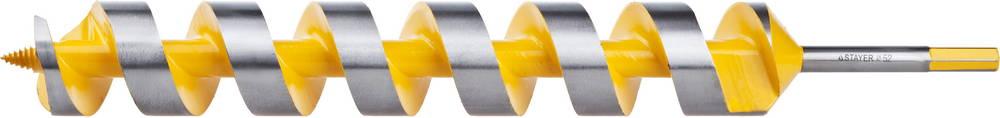 Сверло по дереву Stayer Profi 29475-450-52 лента stayer profi клейкая противоскользящая 50мм х 5м 12270 50 05