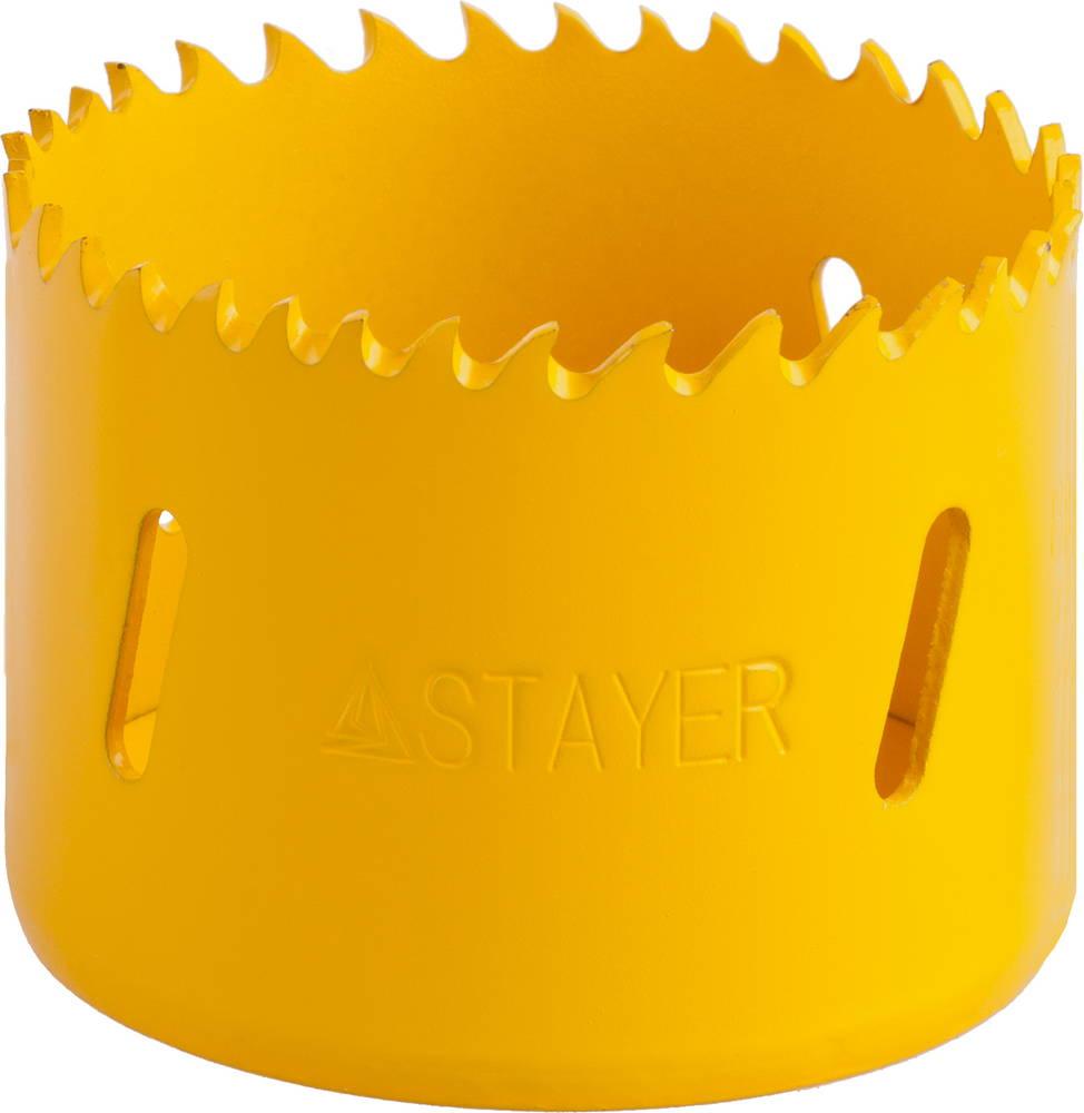 Коронка биметаллическая Stayer Professional 29547-060 коронка биметаллическая stayer professional 29547 048