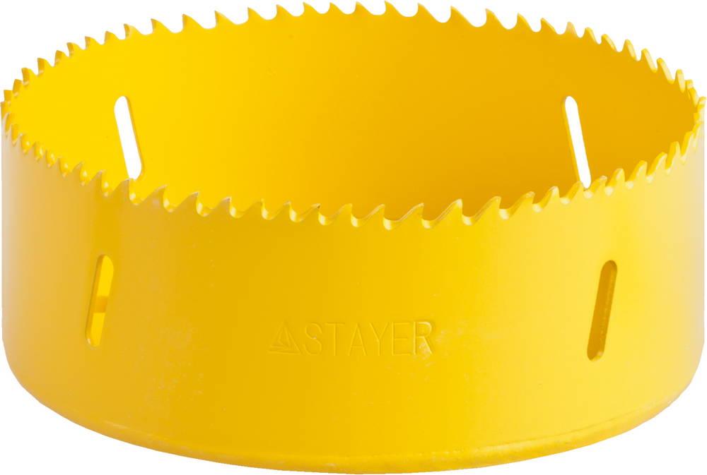Коронка биметаллическая Stayer Professional 29547-114 адаптер гибкий stayer 25512