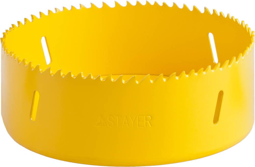 Коронка биметаллическая Stayer Professional 29547-121 адаптер гибкий stayer 25512